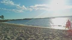 Illa de Arousa (daviddominguez4) Tags: summer beach sky galicia cloud sun