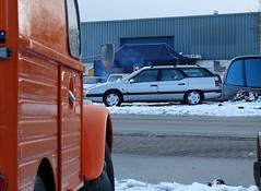 CiFo Nieuwjaarsmeeting 2016 - Sappemeer (Skylark92) Tags: citroen snow winter event azu 250 xm v6 break station