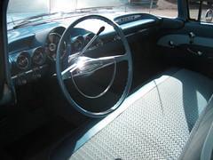 1959 Chevrolet Bel Air Sport Sedan (Hipo 50's Maniac) Tags: 1959 chevrolet bel air sport sedan 4door hardtop interior