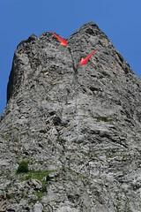 invisible alpinists (dinapunk) Tags: tuyksu mountain kazakhstan rock alpinist