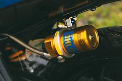 Spark RR Deep Blue (Ngc Ton - 0985657618) Tags: bikervietnam biker brembobillet brembo ohlins mxking150 yamahaexciter spark135 nitron protybots bikelife