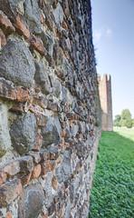 Montagnana (tullio dainese) Tags: montagnana veneto italia mura muro wall walls