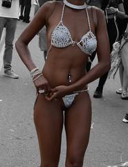 DSC_0675 (mouseart005) Tags: jewels small bikini woman bling shiny thong rhinestones selectivecolour masquerader piercednaval nearnude socamusic torontocaribbeancarnival carnival