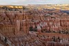 amphitheater, bryce canyon national park (twurdemann) Tags: 06ndsoftgrad americansouthwest amphitheater badlands brycecanyon brycecanyonnationalpark claronformation coloradoplateau detailextractor erosion frostweathering fujixt1 garfieldcounty gnd2s hoodoos landscape leeseven5 nature paunsauguntplateau procontrast scenic sedimentaryrocks sky southernutah spring sunset sunsetpoint unitedstates utah viveza