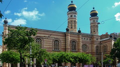 Budapest: Great Synagogue (gerard eder) Tags: world travel reise viajes europa europe hungary ungarn hungra synagogue greatsynagogue synagoge grosesynagoge