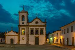 Chapel of Saint Rita 1722 (Rodolfo Ribas) Tags: d0127533 paraty d7200 nikon7200 chapel saint rita 1722 night
