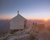 Sunset from 6900 ft (Nashtok) Tags: hiking firelookout backpacking camping hiddenlake hiddenlakelookout cascades northerncascades marblemount sunset