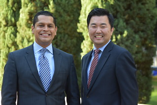 Miguel Santiago endorsed by LA City Councilmember David Ryu