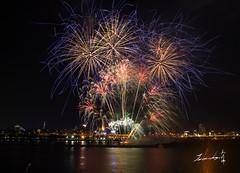Dadaocheng fireworks 2016  (Jennifer ) Tags: fireworks dadaochengfireworks2016            mitsubishi nikond4s nikonafsnikkor2470mmf28