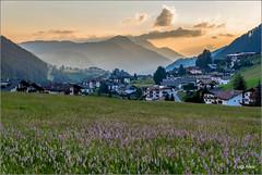 Dolomiti - Selva Val Gardena (Luigi Alesi) Tags: dolomiti valgardena italia italy alto adige sudtirol val gardena groden selva tramonto sunset paesaggio landscape scenenry dolomites dolomiten nikon d750 raw