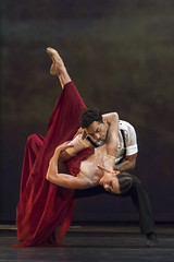 Arshak Ghalumyan y Krasina Pavlova (Gayoausius) Tags: ballet ballerina dancer staatsballett balletdancer balletphotography elisayamigos staatsballettberlin portrait retrato 7dwf