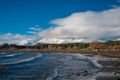 Looking Toward Mount Dobson (Justy.C) Tags: laketekapo landscapephotography mountdobson newzealand outdoor tekapo canterbury nz