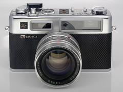 Yashica Electro 35 (Jrg Krger) Tags: yashica electro electro35 vintage 35mm yashinon rangefinder
