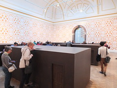 S.A.C.R.E.D, 2012 (failing_angel) Tags: 181116 london cityofwestminster royalacademy aiweiwei piccadilly sacred diorama supper accusers cleansing ritual entropy doubt artist guard