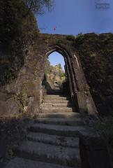 Korigad (soumitra911) Tags: korigad koraigad maharashtra india lonavala fort forts kille shivaji maharaj vertorama panorama