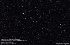 NGC-185 (che2525) Tags: ngc 185 astronomy dwarf galaxy type ii seyfert local group satellite andromeda nikonflickraward astrometrydotnet:id=nova1773816 astrometrydotnet:status=solved