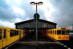 gleisdreieck (micagoto) Tags: bvg 540 ubahn subway linie1 berlin