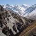 Montanhas acima de 5.000 metros