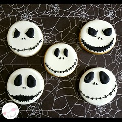 Jack Skellington cookies (cookiesbyshannon1) Tags: halloween halloweencookies jackskellington nightmarebeforechristmas thenightmarebeforechristmas cookiesbyshannon decoratedcookies decoratedsugarcookies bestcookiesinhouston houstonhomes houstontx cookiesinspring springtx customcookiesinthewoodlands thewoodlandstx classesinthewoodlands bestcookiesinthewoodlands