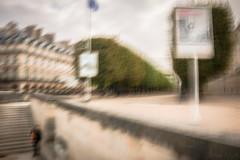 Blurrigrand (Gabriel M.A.) Tags: trees blur paris france lumix flag 28mm ad steps flip concorde cropped f56 f25 jardindestuileries 2x3 winogrand 4x6 14mm gf1 panasoniclumixg14mmf25asph