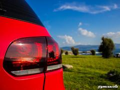 Corme-4 (Gon Cancela) Tags: car vw golf volkswagen faro paisaje led galicia coche bbs mirador tsi corme roncudo mkvi merendero mk6 ponteceso