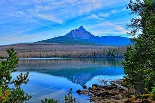 Mt. Washington from Big Lake