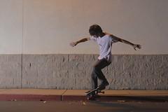 Slappy K Grind - Michael Ruvalcaba (Stephen_Ly) Tags: park wall composition michael ride skateboarding josh lopez jai apparel thrasher tailslide ruvalcaba speedlites