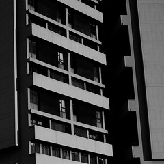 Keeling House E2 (No Great Hurry) Tags: cmwdblackwhite london flats monotone abstract architecturalabstract abstractarchitecture grade11 primelens 500mm canon localauthorityhousing council councilhome maisonette cluster councilblock socialhousing blockofflats towerblock denyslasdun constructuralart housing 1957 e2 bethnalgreen keelinghouse keeling lines abstraction architectural pov perspective construction building ngh robinmauricebarr 1000views 1000 amateur amateurphotographer robinmauricebarralsoknownasnogreathurry art photoart capital uk britain gb greatbritain lndn england square squared cube robinbarr photo image photographic urban urbanart squareformat archistract structure architecture exposure flickr pattern patterns patternsinbuildings londonarchitecture londonbuildings londonstructures nogreathurry géométrie