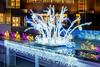 Electric Fountain (Ballet Lausanne) Tags: night tokyo 日本 d800 toyosu 東京都 江東区 ららぽーと豊洲 lalaporttoyosu