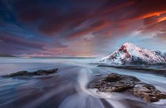 CTCK Serie 01 (saki_axat) Tags: winter sunset snow seascape mountains sunrise landscape shoreline coastal epic blend momentazo catacrack azkorrigson anboten