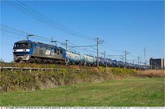 JRF_EF210-112GB_021214 (Catcliffe Demon) Tags: japan railways bobobo jrf momotaro electriclocomotive jrfreight jotc saitamaprefecture jr 1500vdc 1500v ef210100 japanrailimages2014