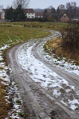 Schneespaziergang (Oli_21) Tags: schnee trees snow nature forest germany deutschland 50mm nikon walk natur sigma wald bäume spaziergang d5100
