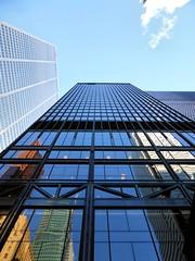 Toronto Skyscraper (duaneschermerhorn) Tags: urban toronto building glass architecture skyscraper steel highrise