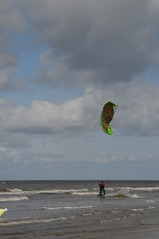 Am Strand; St. Peter-Ording - Kite-surfing (8) (Chironius) Tags: sport see meer northsea nordsee merdunord maredelnord mardelnorte