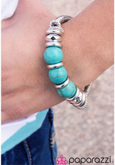 Glimpse of Malibu Blue Bracelet K1 P9510A-2