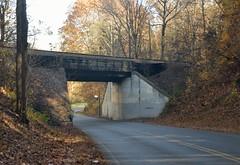 ClinchfieldRR-Overpass (T's PL) Tags: trees nikon tn tennessee yabbadabbadoo kingsporttn d5100 clinchfieldrr nikond5100 clinchfieldrroverpassonhemlockrd