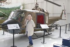 UH-1B Gunship (dhkaiser) Tags: dan kaiser gunship uh1b