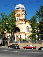 The Grand Choral Synagogue of St. Petersburg (leonyaakov) Tags: stpetersburg russia moscow travel holiday sunnyday citytour citiscape museum monuments architecture art promenade park санктпетербург россия synagogue питер marculescueugendreamsoflightportal religion jewish anticando