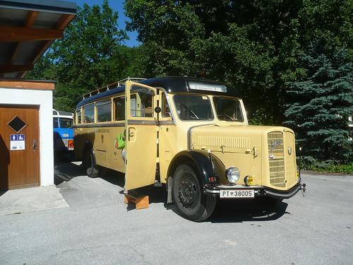 Saurer-Postbus PT 38005