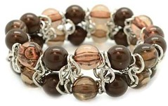 5th Avenue Brown Bracelet P9411A-2