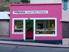 babycakes (army.arch) Tags: pink arizona nhl ship az historic cupcake bisbee historicpreservation historicdistrict babycakes nationalhistoriclandmark nationalregister nationalregisterofhistoricplaces nrhp