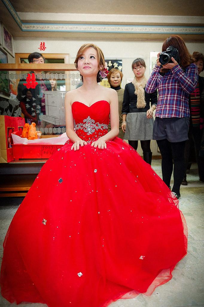 明政&安琳Wedding-087