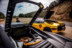 Mclaren 12C and Lamborghini Murcielago (menikmatiZA) Tags: mclaren lamborghini murcielago lamborghinimurcielago 12c mclaren12c mclaren12candlamborghinimurcielago