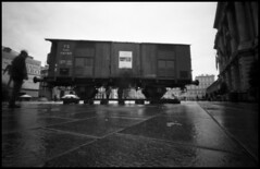 Primo Levi's memories # 2 (Roberto Messina photography) Tags: bw italy analog hc110 pinhole fim analogue february zeroimage zero69 2015 dilb