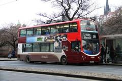 Lothian 315 SN09CUU (busmanscotland) Tags: buses eclipse volvo wright 315 gemini lothian b9tl sn09cuu