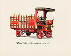 1906 Mack Seat-Over-Engine (aldenjewell) Tags: truck print seat over engine 1906 mack coe