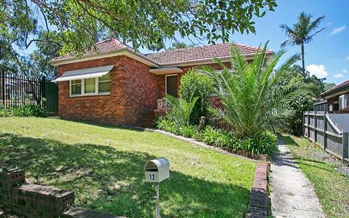 12 Miller Street, Kingsgrove NSW