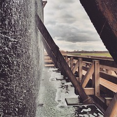 Einmal Ostsee für Arme heute. #Gradierwerk