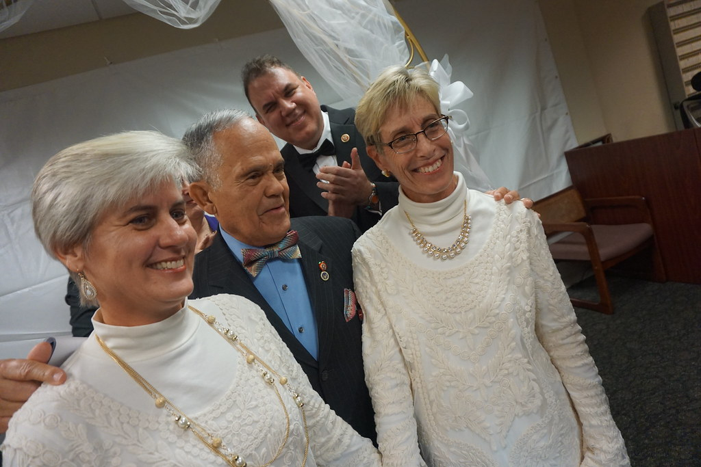 Gay couples wed in Osceola County