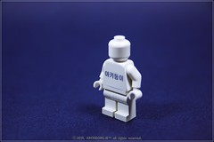 #Only One minifigure #ZERO's Gift #thanks to ZERO # #    # ((ArchiDong-Ie)) Tags: thanks only zero